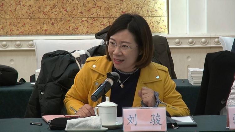 """""""齐鲁最美青年""""刘骏:传递真相和正能量是主流媒体必须承担的责任"""