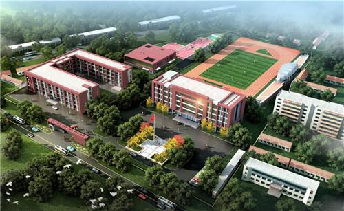日照泰安路中学等11处学校近期将开工建设