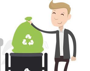 政能量丨生活垃圾要强制分类了!一张图看懂怎么分