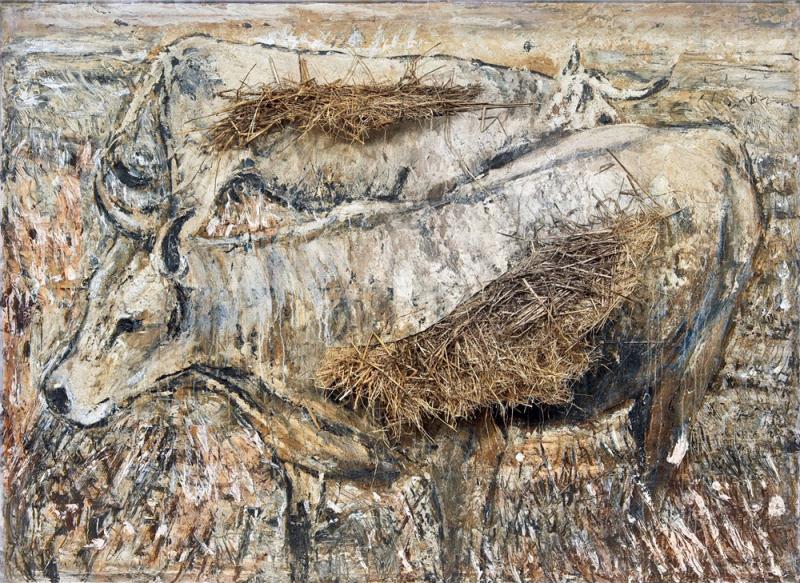 德国新表现主义画家基弗经典作品展山东美术馆开展