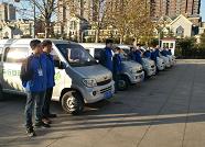潍坊对32400辆公共自行车进行冬季保养 计划12月底完成