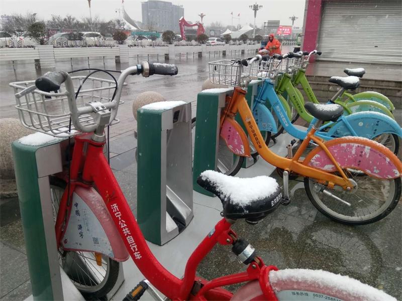 济宁开启雨夹雪模式 昨夜今晨平均降水0.5毫米