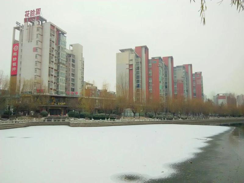 海丽气象吧丨聊城市迎入冬首场降雪 部分路段采取管制措施