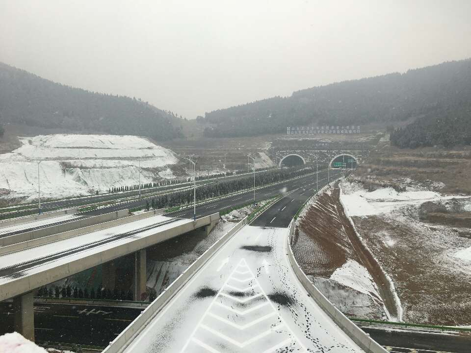 济南东南二环项目交工验收 工期提前一年预计月底开通