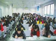 下半年英语四六级考试周六开考 威海27627人参考