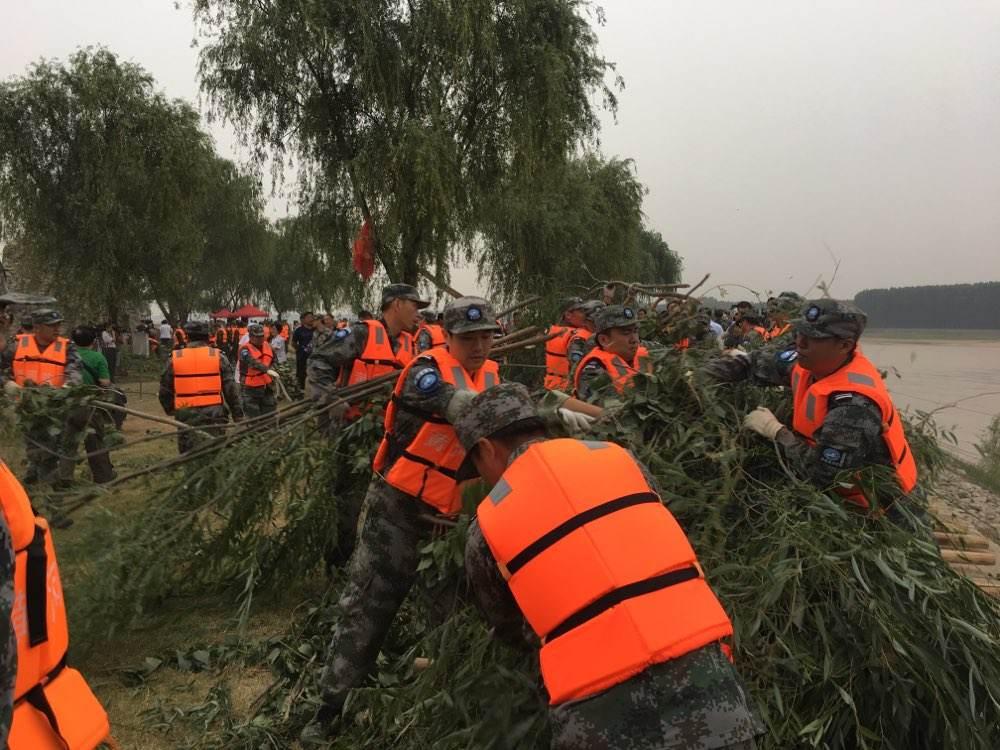 山东省防汛抗旱物资储备中心工程通过竣工验收