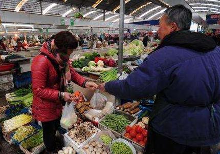 11月份山东CPI平稳运行:粮油禽蛋略涨 蔬菜价格回落