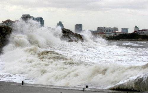 海丽气象吧丨山东发布海上大风警报 渤海、黄海北风5-6级