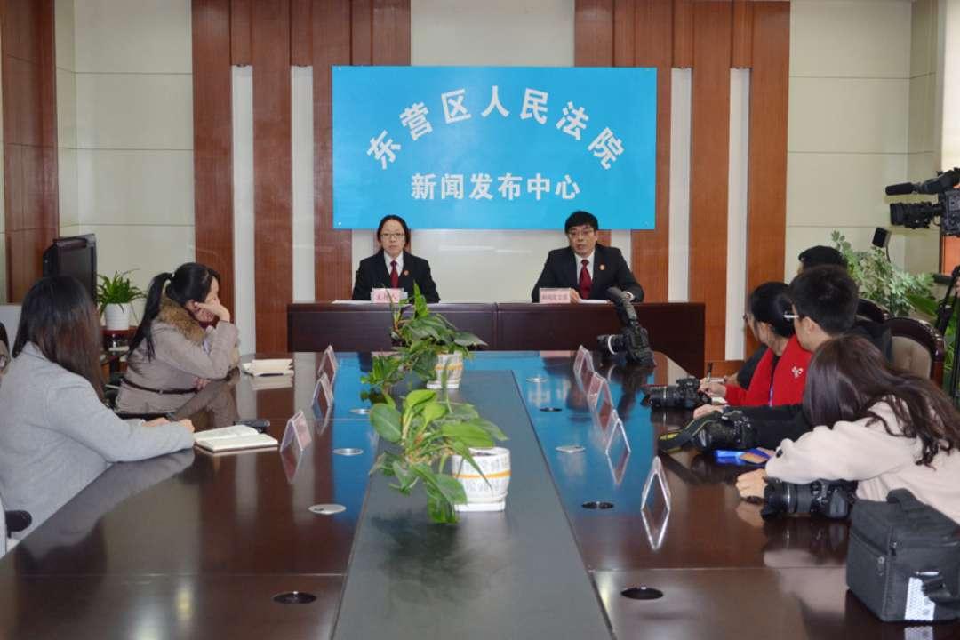 """东营区法院重拳打击""""老赖"""" 首起拒执罪公开宣判"""