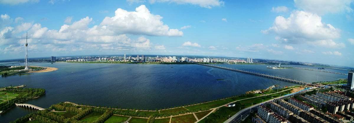 水之城文之邦 临沂顺利通过全国水生态文明城市验收
