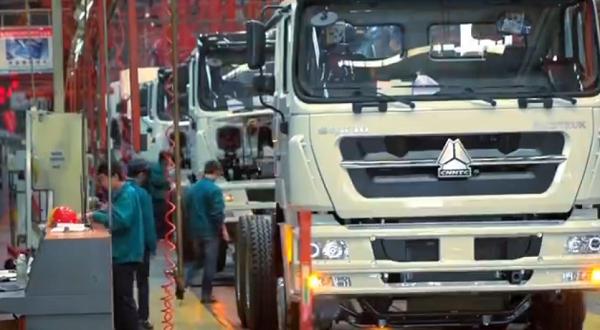 中国重汽集团加大研发投入 智能化再塑核心竞争力