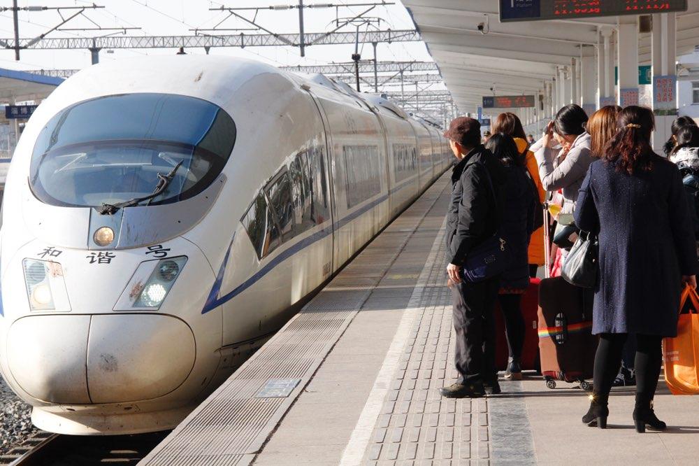 淄博火车站新列车时刻表出炉 10个新城市加入高铁朋友圈