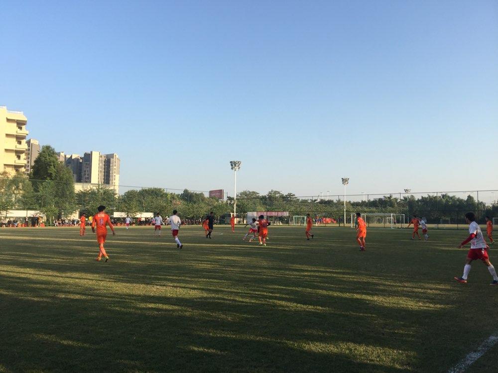 鲁能热身赛1比2落后梅州客家 陈科睿进球