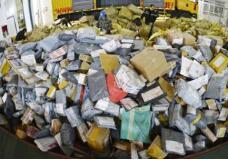 双十一、双十二购物之后,快递垃圾如何处理更环保?