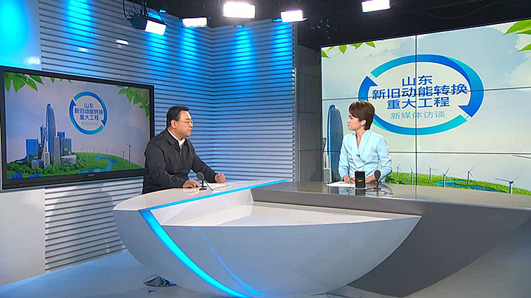 菏泽副市长闫剑波为返乡创业大学生点赞 现场支招再造菏泽