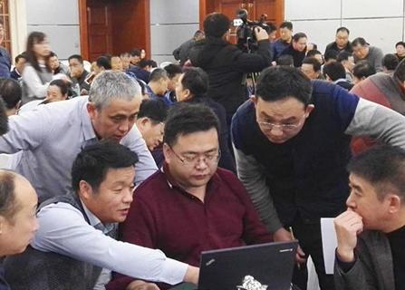 2017山东省食品安全事故应急演练举行 首次采用演教结合模式
