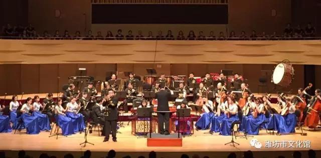 2018潍坊市民新年音乐会27日晚绽放 演出票免费领