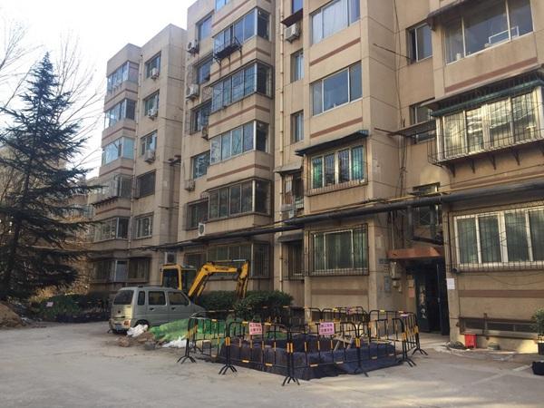 济南老楼加装电梯试点春节前全部完工 管线改造是难题