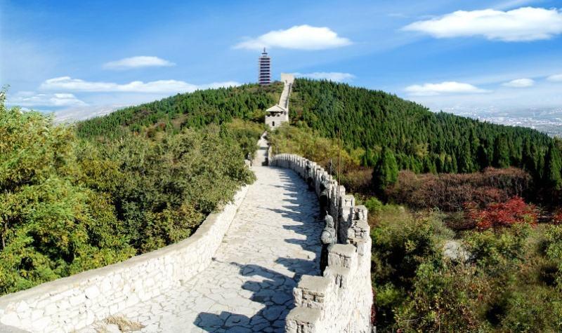 山东鲁山国家森林公园,山东沂山国家森林公园于2016年入围;山东泰安