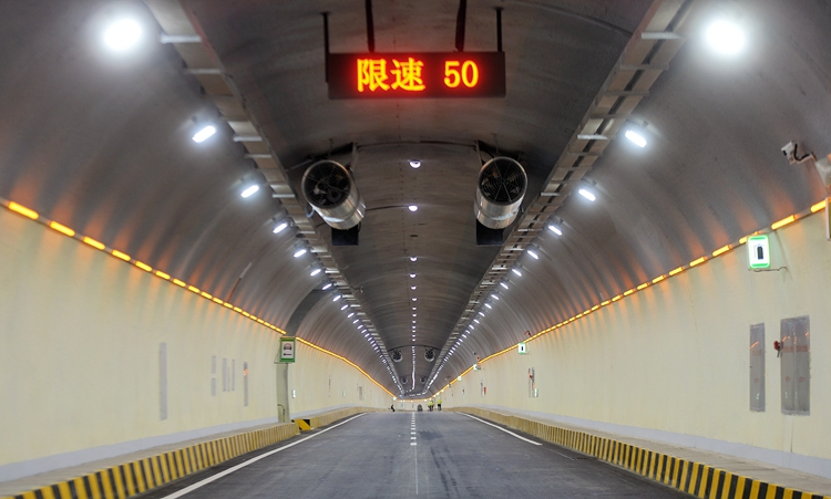 72秒抢先看丨玉函路隧道今晚通车!经十路到二环南路仅10分钟