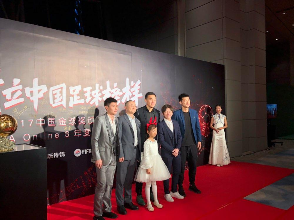 拭目以待!2017中国金球奖颁奖典礼今晚举行