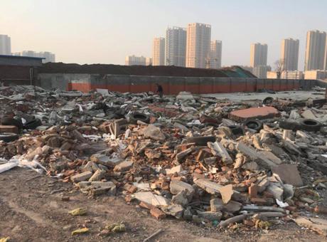 扬尘治理问题严重 济南赵家庄拆迁等两项目被通报