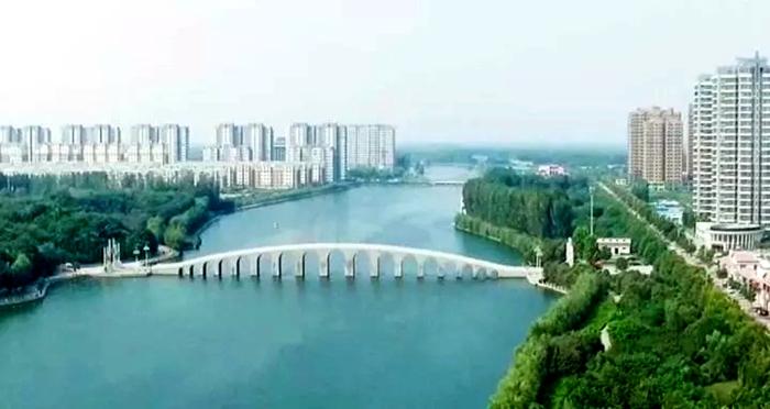 东阿又添一张生态名片 洛神湖晋升国家湿地公园