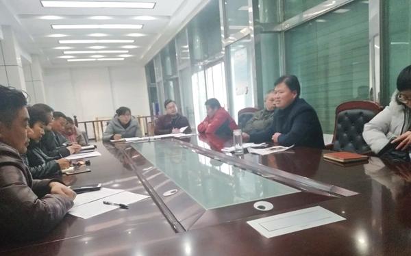 规范志愿服务!台儿庄18家社会组织座谈谋发展