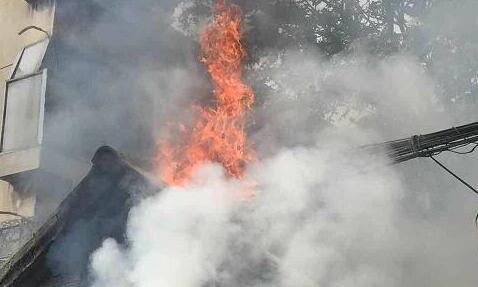 过失引发火灾 临沂兰山一餐馆负责人被警方拘留