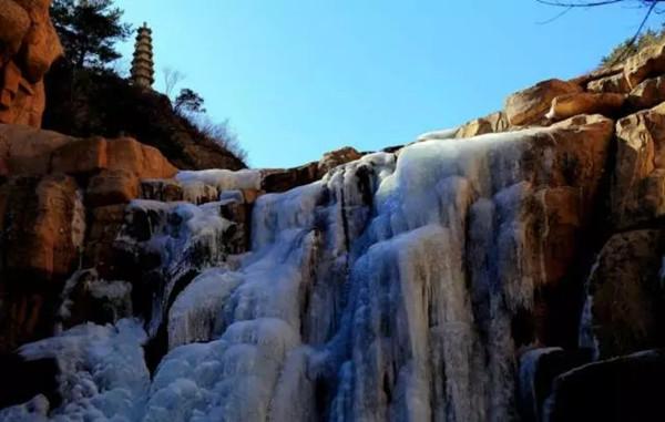 元旦假日第一天10万人游青岛 冬季旅游项目升温