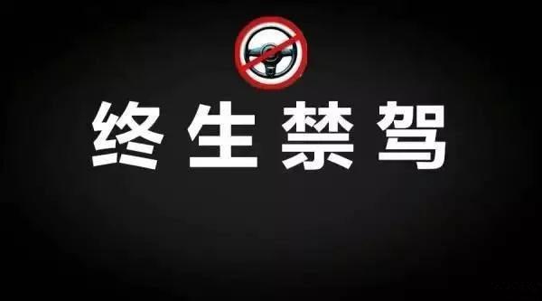 青岛交警公布今年第7批终生禁驾名单 10人上榜