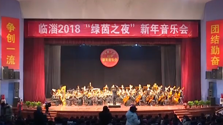 喜迎2018丨雅乐声声辞旧迎新 山东各地新年音乐会精彩上演