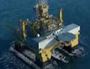 全球最先进超深水钻井平台在烟台交付