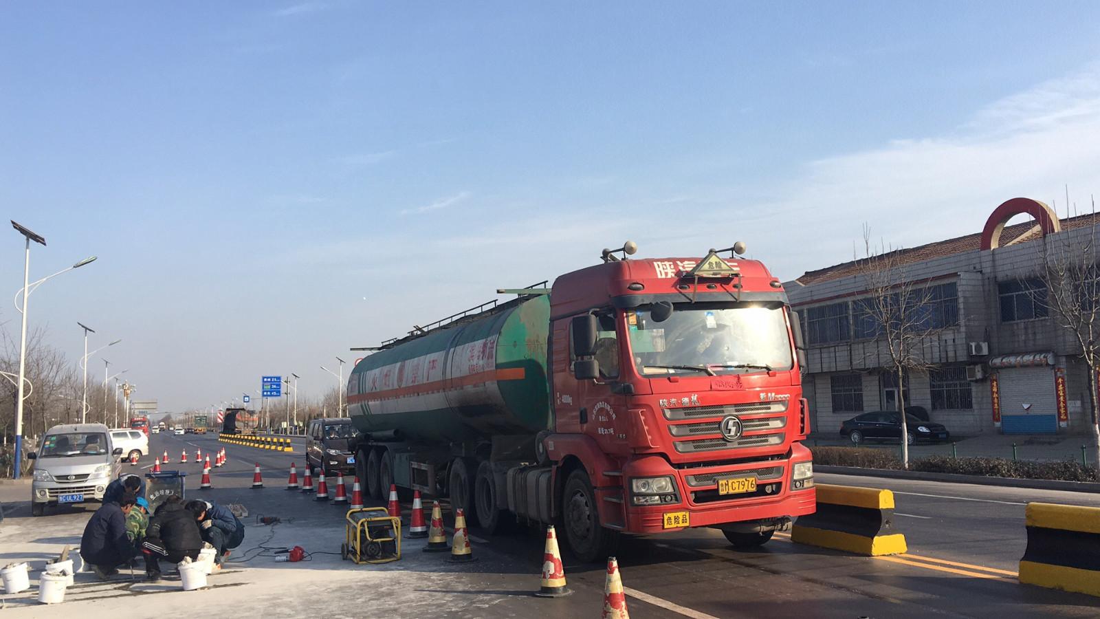 4,g15沈海高速公路601km—620km路段据分析,该路段货车在夜间行车时