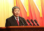 吴声作滨州中院工作报告 5年收理案件192175件