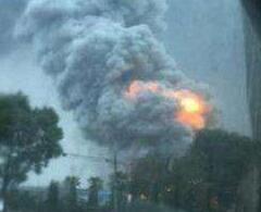 聊城一工厂被曝发生气体泄漏事故 村民被通知紧急撤离