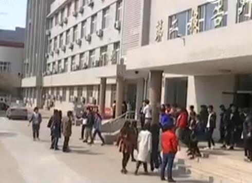 春季高考:潍坊考点计算机故障频出  山东省招考院已启动调查