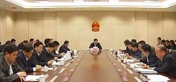 """山东省检察机关传达学习全国""""两会""""精神"""
