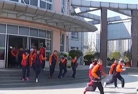 全国中小学安全教育日│安全演练进校园 师生共筑安全防线