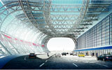 高大上!济青高铁淄博北站设计效果图出炉