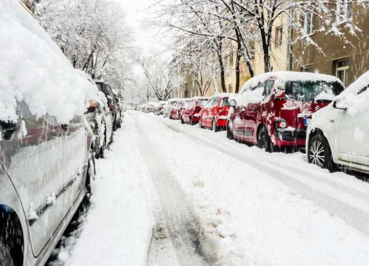 海丽气象吧 | 2018首雪来了!山东本周迎大范围降雪局地暴雪