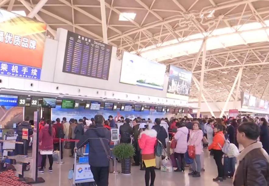 假日交通丨山东迎客流返程高峰 石济高铁客流火爆