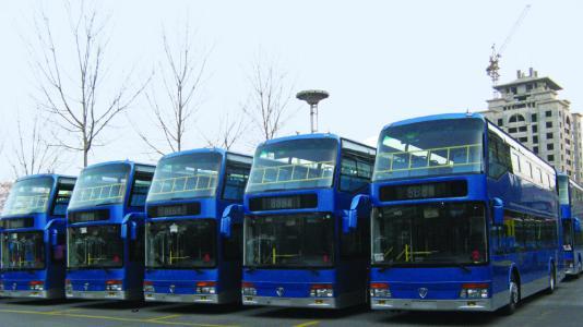元旦期间济南公交跑了近200万公里 运客500多万人次
