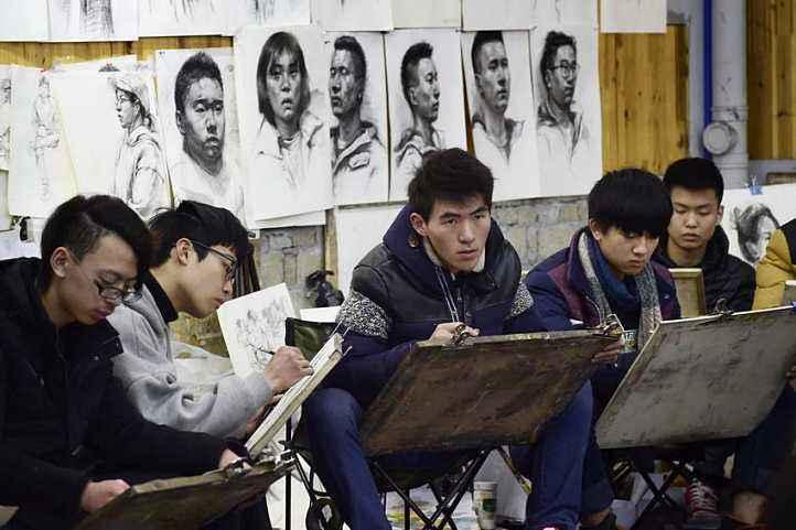 2018年全省艺术统考1月7日举行 济宁6357名考生参加