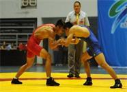 威海市健儿全国三跤总决赛摘1金1铜