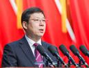 滨州市政协主席张兆宏参加委员小组讨论