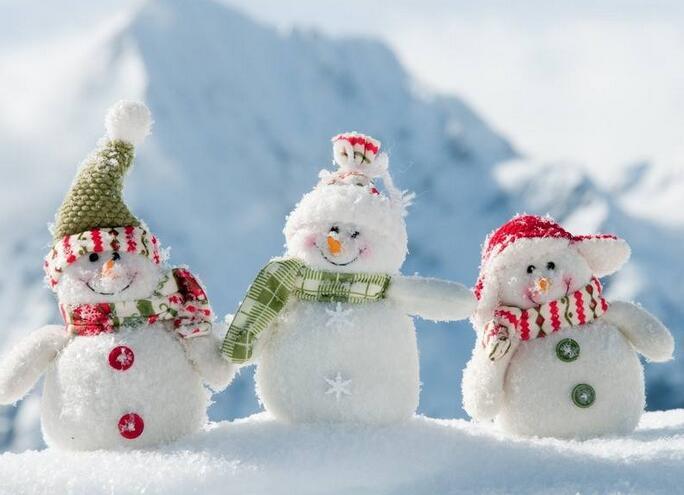 2018年首雪终是下了!济宁泰安等地都能堆雪人了,快来围观!