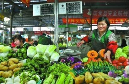 12月淄博超市鸡蛋价格环比上涨11.81% 蔬菜价格涨跌互现