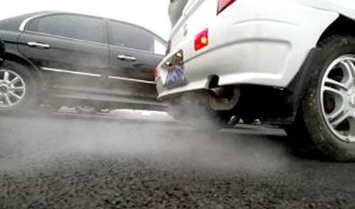 淄博通报150辆涉嫌排气超标机动车 车主需在30日内复检
