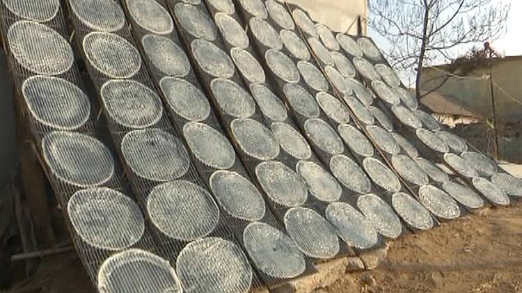 46秒 | 百年传统老手艺,这个村正宗地瓜手工粉皮远销全国!